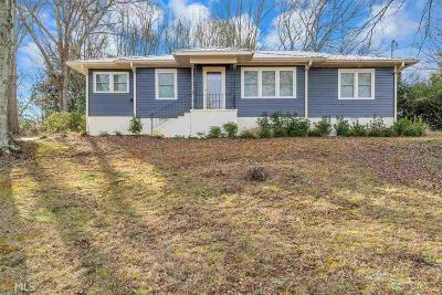 Jefferson GA Single Family Home New: $239,000