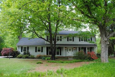 Marietta Single Family Home New: 2441 Old Sewell Rd