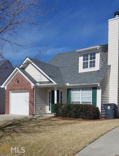 Union City Single Family Home Under Contract: 4123 Ravenwood Ct
