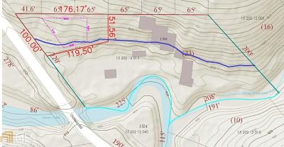 Decatur Residential Lots & Land New: Oldfield Rd