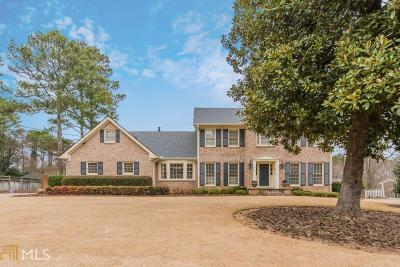 Atlanta Single Family Home New: 1320 Wyntercreek Rd