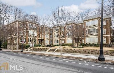 Atlanta Single Family Home New: 272 14th Street #15