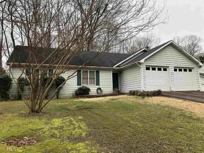 Lawrenceville Single Family Home New: 1350 Creekwood Cv