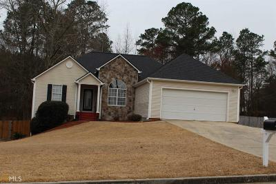 Loganville Single Family Home Under Contract: 4395 Lexington Ridge Dr #15