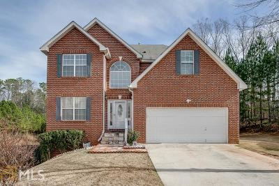 Stone Mountain Single Family Home New: 580 Dove Ln