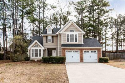 Marietta Single Family Home New: 3218 Rimrock Dr