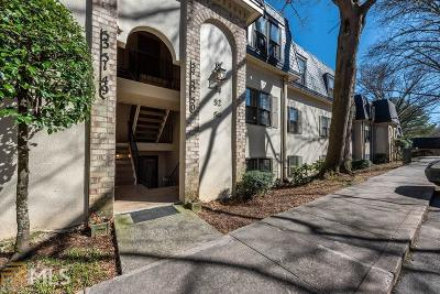 Atlanta Condo/Townhouse New: 50 Chaumont Square NW