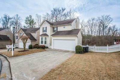 Hiram GA Single Family Home New: $180,000