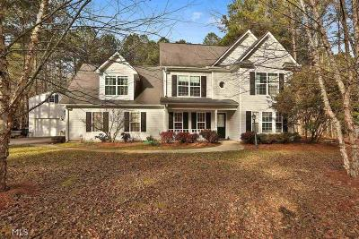 Coweta County Single Family Home Contingent With Kickout: 321 Bartlett Dr