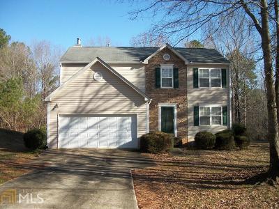 Powder Springs GA Single Family Home New: $170,000