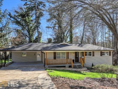 Marietta Single Family Home New: 2106 Oland Cir