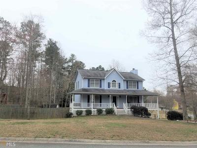 Dallas GA Single Family Home New: $199,900