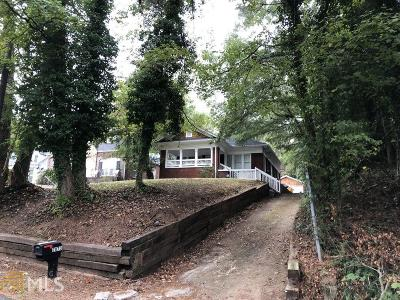 Atlanta Single Family Home New: 2073 Cascade Rd