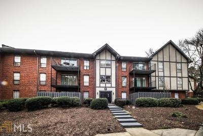 Sandy Springs Condo/Townhouse New: 6851 Roswell Rd #F30