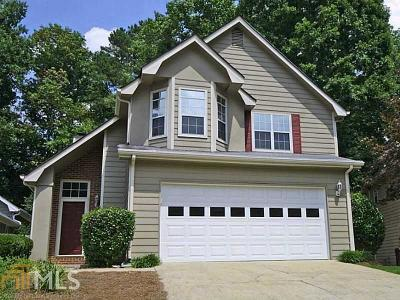 Alpharetta Single Family Home New: 8860 S Somerset Lane