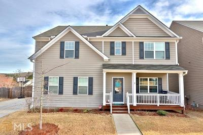 Acworth Single Family Home New: 303 Parc Crossing