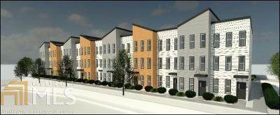 Atlanta Condo/Townhouse New: 60 Bill Lucas Dr