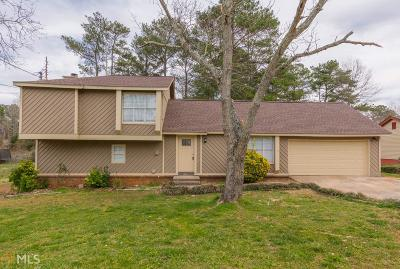 Fairburn Single Family Home Under Contract: 240 Fireside Way