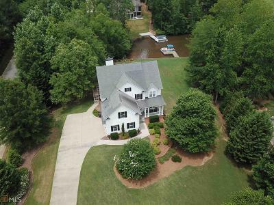 Newnan Single Family Home New: 315 Peninsula Cir