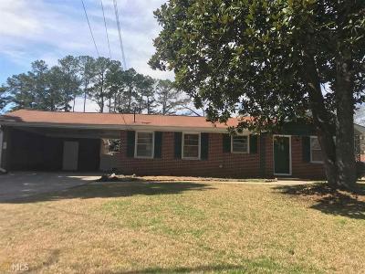 Morrow Single Family Home New: 6531 Debbie Sue Ln