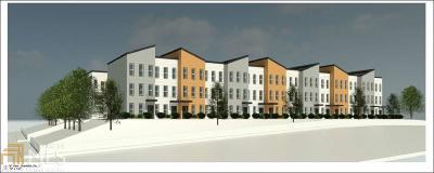 Fulton County Condo/Townhouse New: 62 Bill Lucas Dr