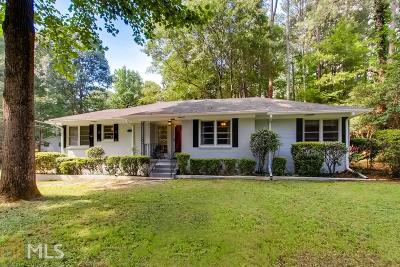 College Park Single Family Home For Sale: 2225 Lyle Rd