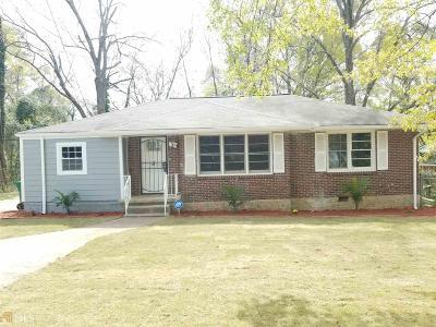 Lithonia Single Family Home New: 2626 Council
