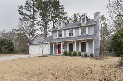 Powder Springs Single Family Home New: 1231 Jordan Rd