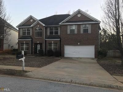 McDonough Single Family Home New: 2133 Dartmouth