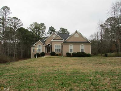 Coweta County Single Family Home New: 325 Brookstone Crest