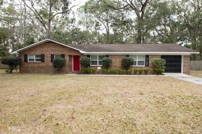 Camden County Single Family Home New: 831 Devon Drive
