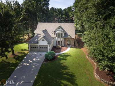Alpharetta Single Family Home New: 190 Red Oak Ln