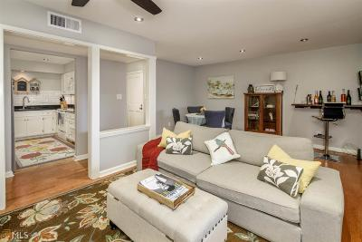 Atlanta Condo/Townhouse Under Contract: 28 Cantey