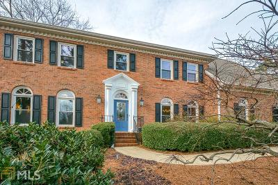 Alpharetta Single Family Home New: 130 Knighthood Courty