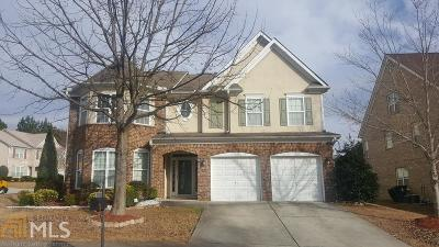 Atlanta Single Family Home New: 1440 Lakeboat Way SW