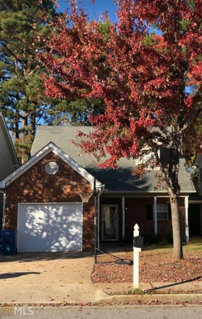 Clayton County Single Family Home New: 623 Shadowmoore Dr