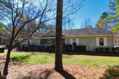Loganville Single Family Home New: 15 Little Haynes