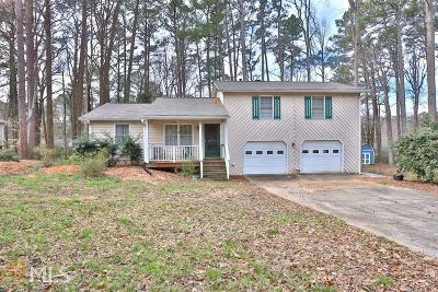 Marietta Single Family Home New: 3356 King Arthur Drive SW