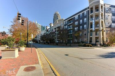 Atlanta Condo/Townhouse New: 390 17th St #4032
