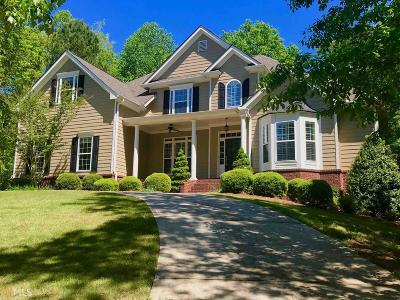 Coweta County Single Family Home New: 45 Harbor Vw
