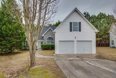 Douglasville Single Family Home New: 2510 Thunder Basin Way