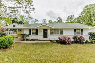 Marietta Single Family Home New: 683 Stewart Cir
