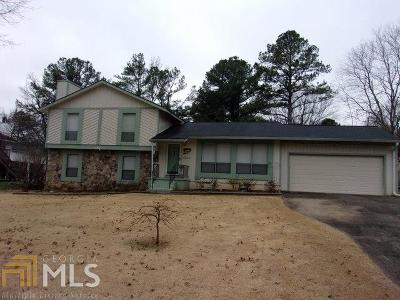 Kennesaw Single Family Home New: 3357 Stonewall Dr
