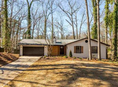 Atlanta Single Family Home New: 4084 Longview Drive