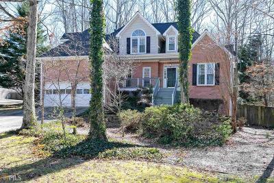Powder Springs Single Family Home New: 6142 Pritchett Dr