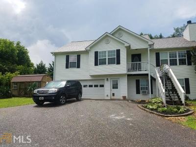 Dahlonega Single Family Home New: 1396 Cavender Creek Rd