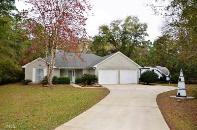 Woodbine Single Family Home For Sale: 84 Northeaster Ct