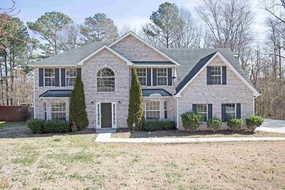 Jonesboro Single Family Home Under Contract: 9306 Deer Crossing Dr
