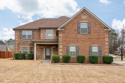 McDonough Single Family Home Under Contract: 334 Plymstock Dr