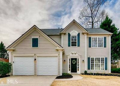 Suwanee Single Family Home New: 5260 W Price Rd